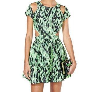 NWT Nasty Gal Tweed Mini Dress